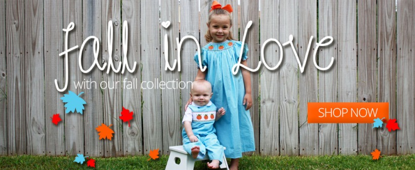 This and That for Kids - Fall Collection